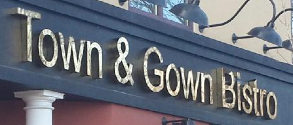 Contact Us - Town & Gown Bistro
